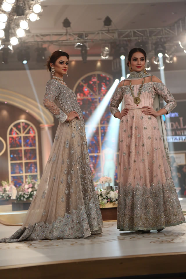 Designer Teena by Hina Butt Dresses Collection Pictures