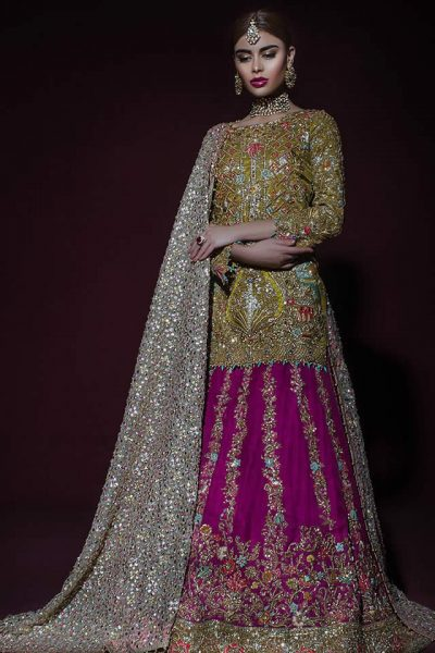 Tena Durrani Bridal Dresses collection 2017 Pics