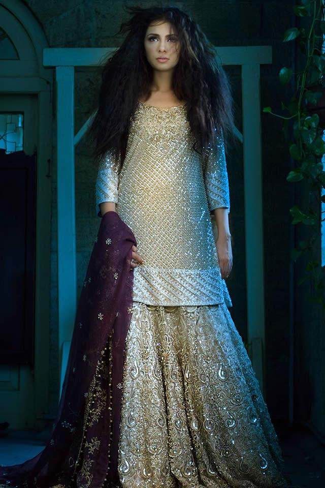 Tena Durrani Bridal collection 2016 Pics