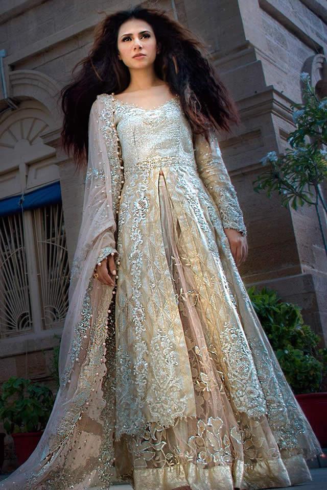 Tena Durrani Bridal collection 2016 Images