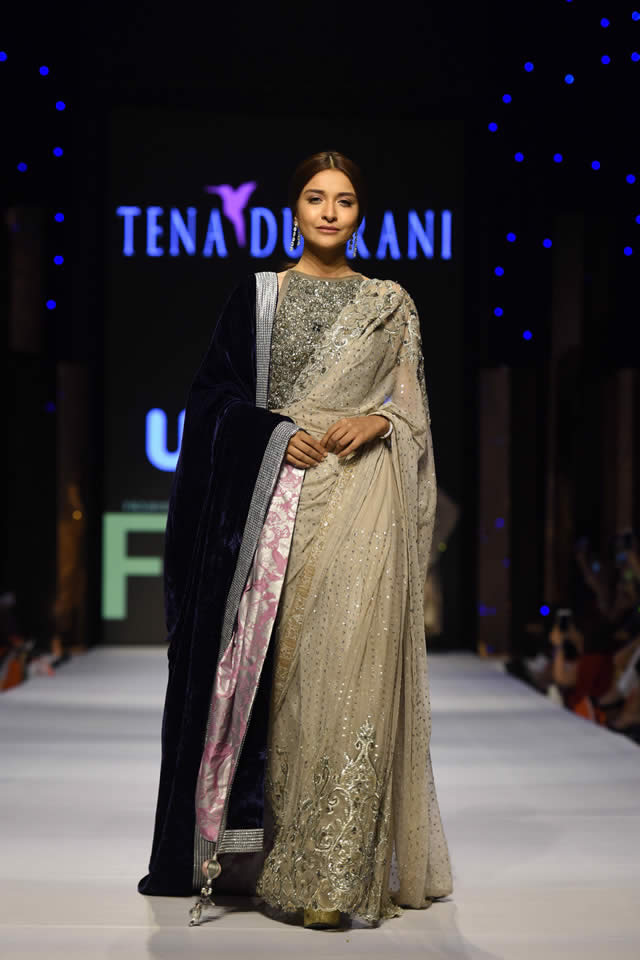 Fashion Pakistan Week W/F 2015 Tena Durrani Dresses Gallery