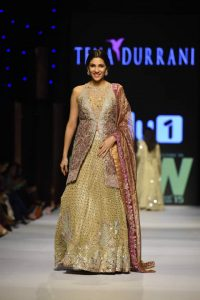 Tena Durrani Fashion Pakistan Week W/F 2015