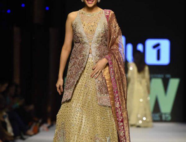 Tena Durrani Fashion Pakistan Week W/F 2015