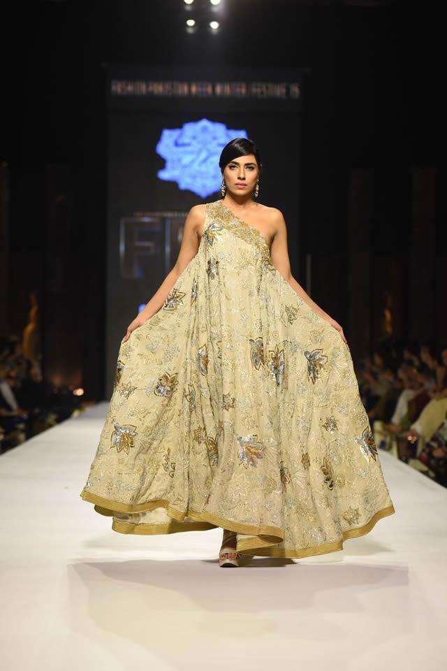 2015 FPW Umar Sayeed Dresses Gallery