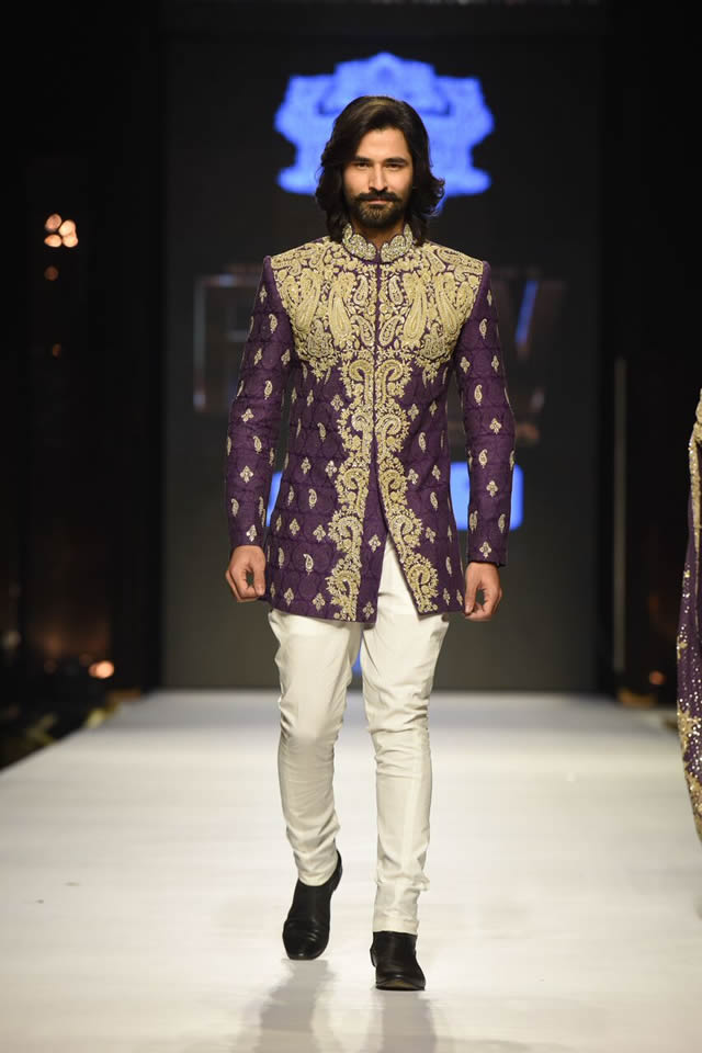 Umar Sayeed Dresses Collection 2015 Photo Gallery