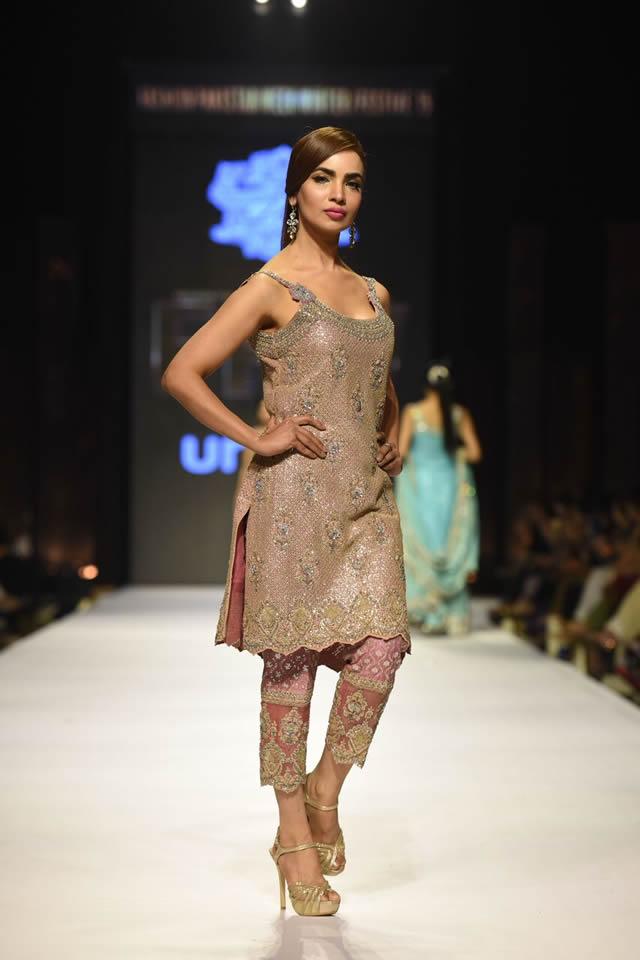 2015 Umar Sayeed Dresses Pics