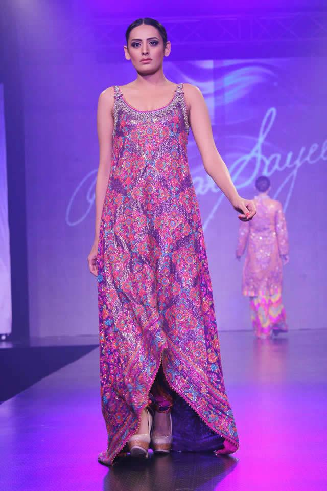 Shaan-e-Pakistan Fashion Show 2015 Umar Sayeed Fall/Winter Collection
