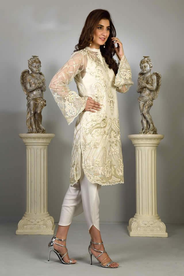Wardha Saleem Eid Dresses collection 2016 Pictures