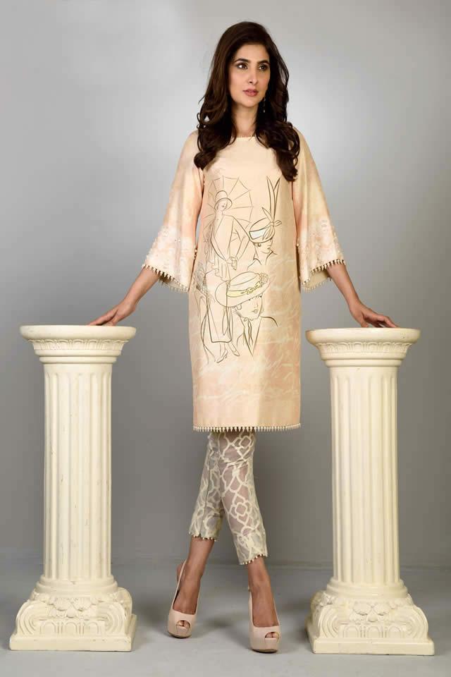 Wardha Saleem Eid Dresses collection 2016 Gallery