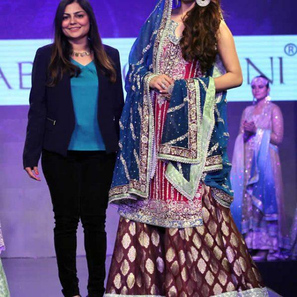 zainab chottani 2015 Dresses at Shaan-e-Pakistan