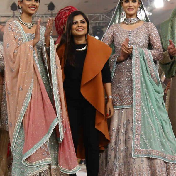 Zainab Chottani Dresses at TBCW 2015