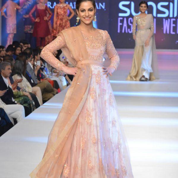 Zara Shahjahan Collection at PFDC Sunsilk Fashion Week 2015