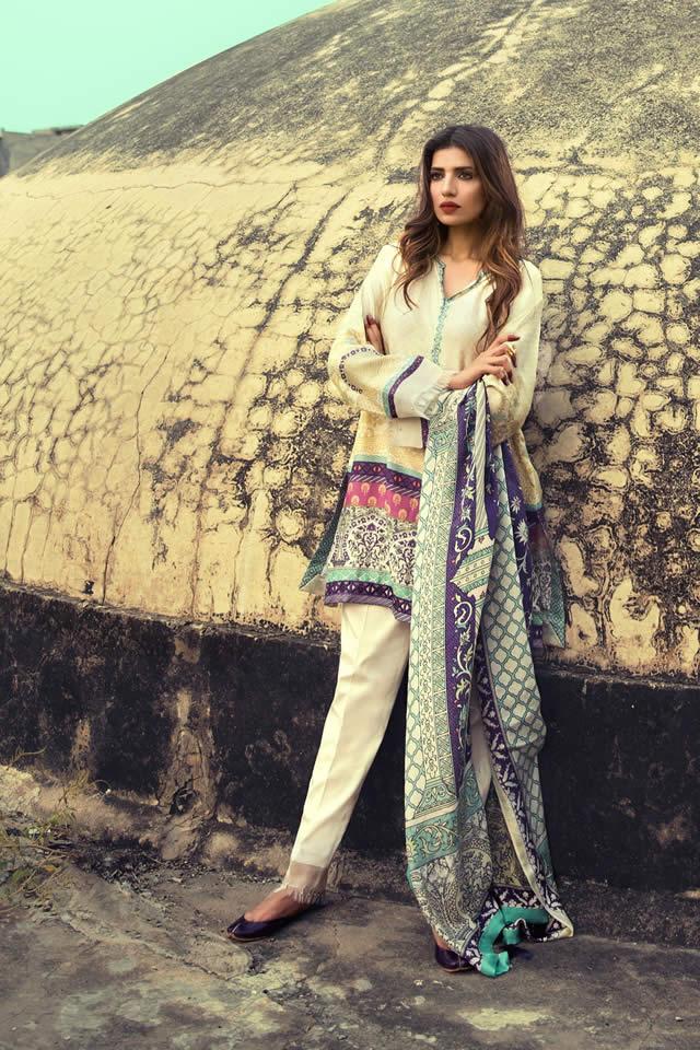 Zara Shahjahan Winter Dresses collection 2016 Pics