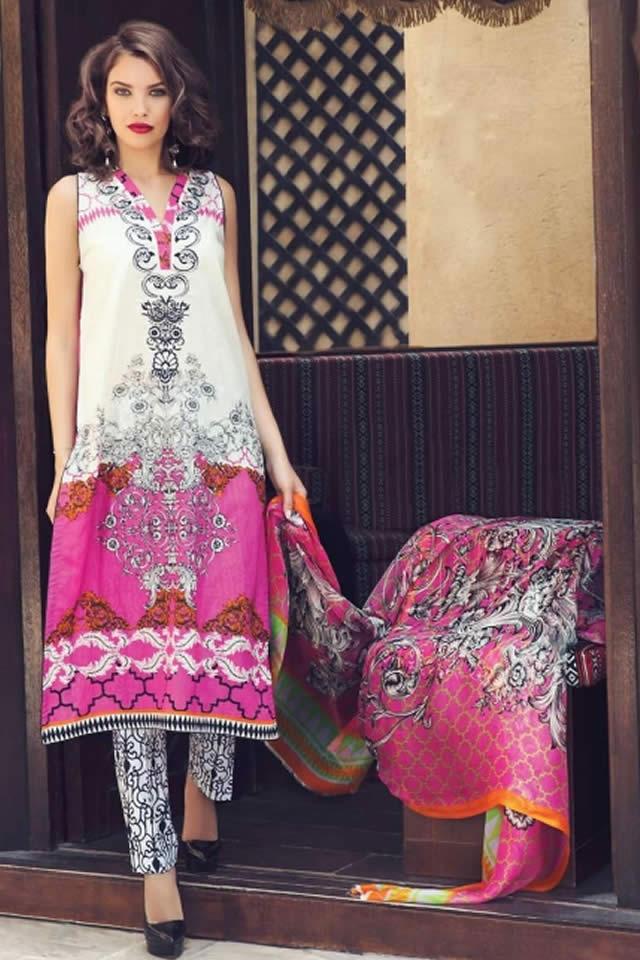 Fashion Designer Deepak Perwani Collection
