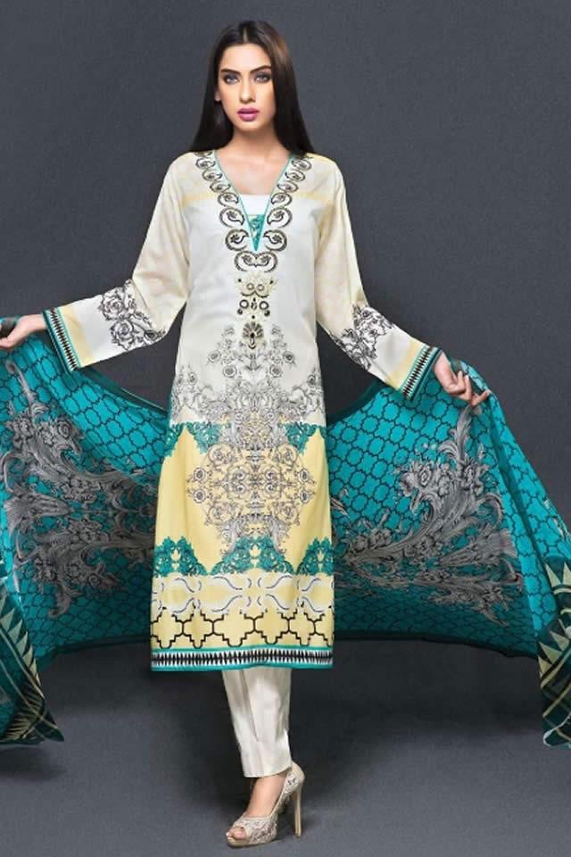 2015 Deepak Perwani Dresses collection