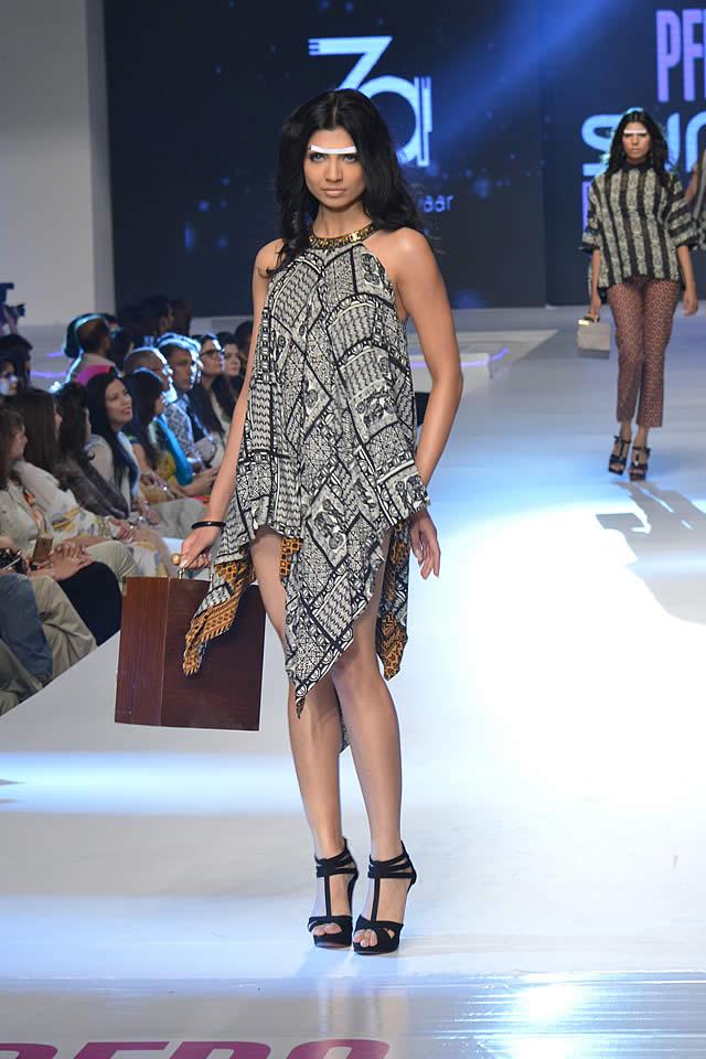 Zonia Anwaar PFDC Sunsilk Fashion Week 2015