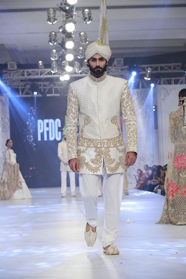 Loreal Paris Bridal Week 2016 Ali Xeeshan Dresses Gallery