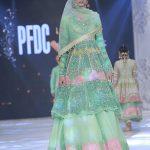 Ali Xeeshan Dresses Loreal Paris Bridal Week 2016 Images