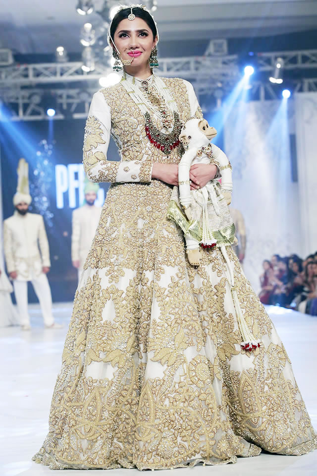 Ali Xeeshan Latest Collection at PFDC L'Oréal Paris Bridal Week 2016