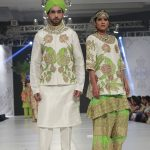Designer Ali Xeeshan Collection Loreal Paris Bridal Week 2016 Pics