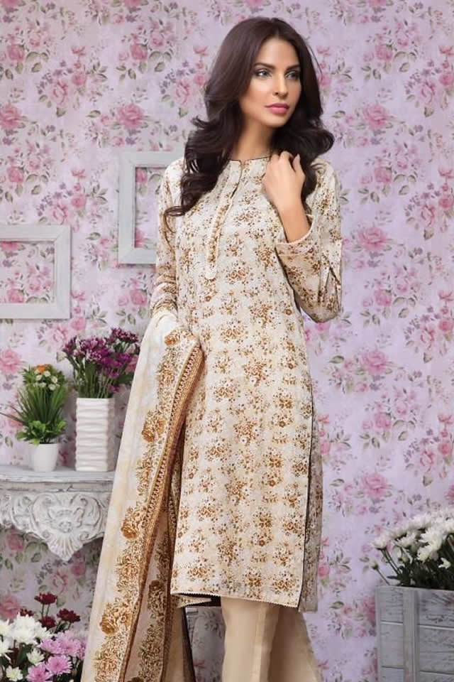 Alkaram Mid Summer collection 2016 Pictures