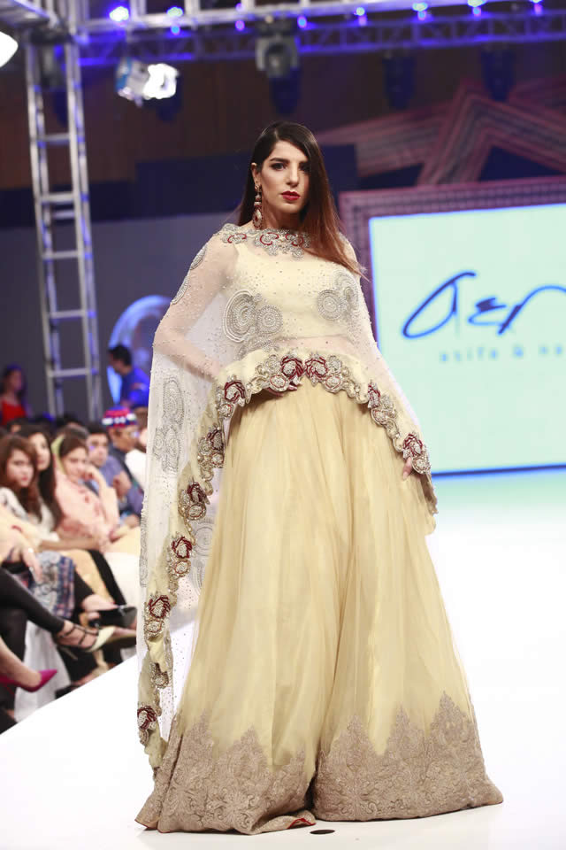 Designer Asifa and Nabeel Dresses Shaan e Pakistan 2016