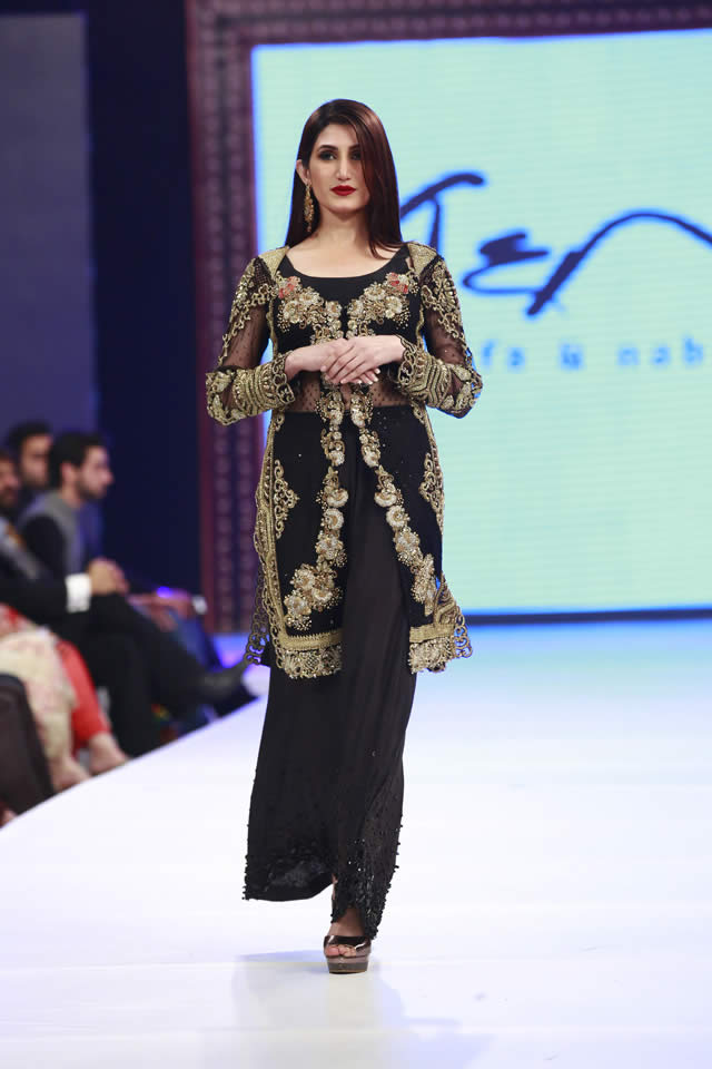 Asifa and Nabeel Dresses Collection 2016 Photo Gallery