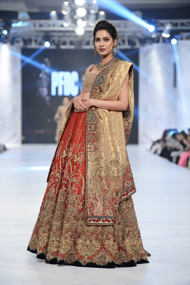 2016 PLBW Farah Fatima Bridal Collection Pictures