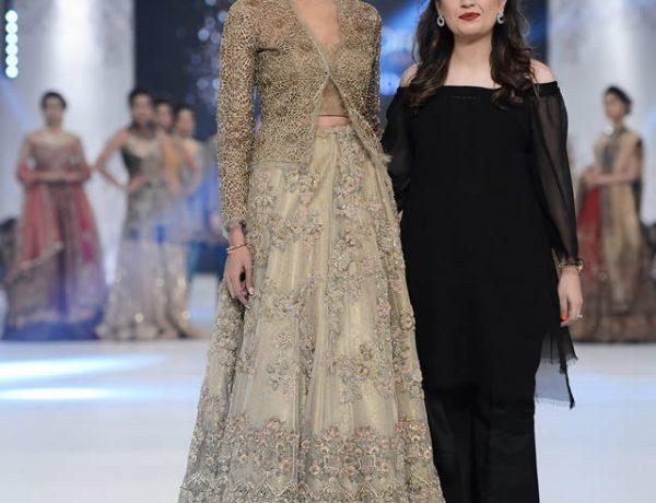 Farah & Fatima Bridal Dresses at PLBW 2016