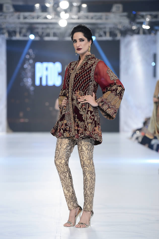 2016 Farah Fatima Dresses Collection Images