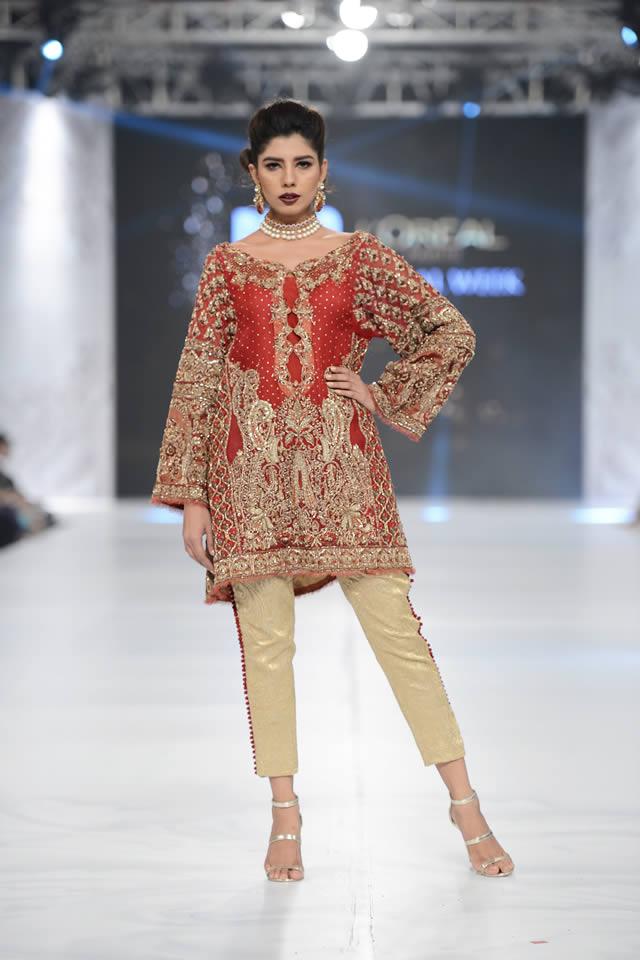 2016 PLBW Farah Fatima Dresses Collection Photos