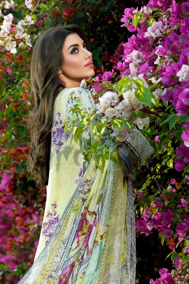 2016 Firdous Summer Lawn collection