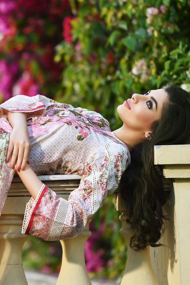 Firdous Summer Lawn Dresses collection 2016 Pics