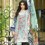 Firdous Summer Lawn Dresses collection 2016 Pictures