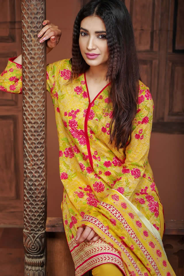 2016 khaadi Summer Lawn Dresses collection Gallery