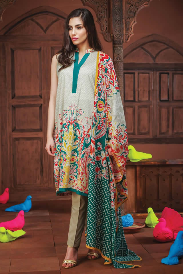khaadi Summer Lawn collection 2016 Gallery
