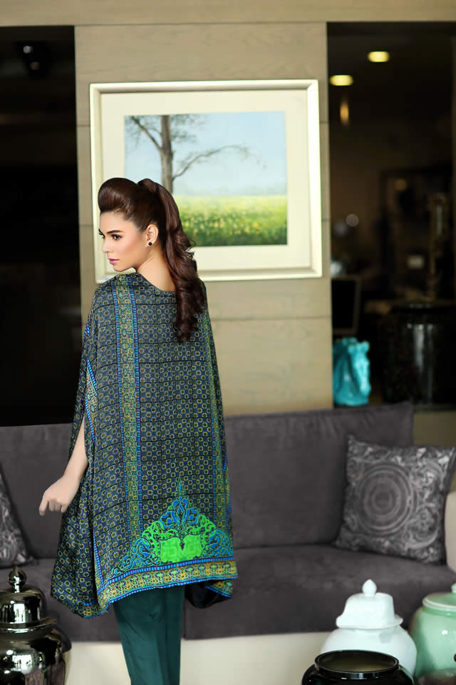 Khas Winter Dresses collection 2015 Gallery