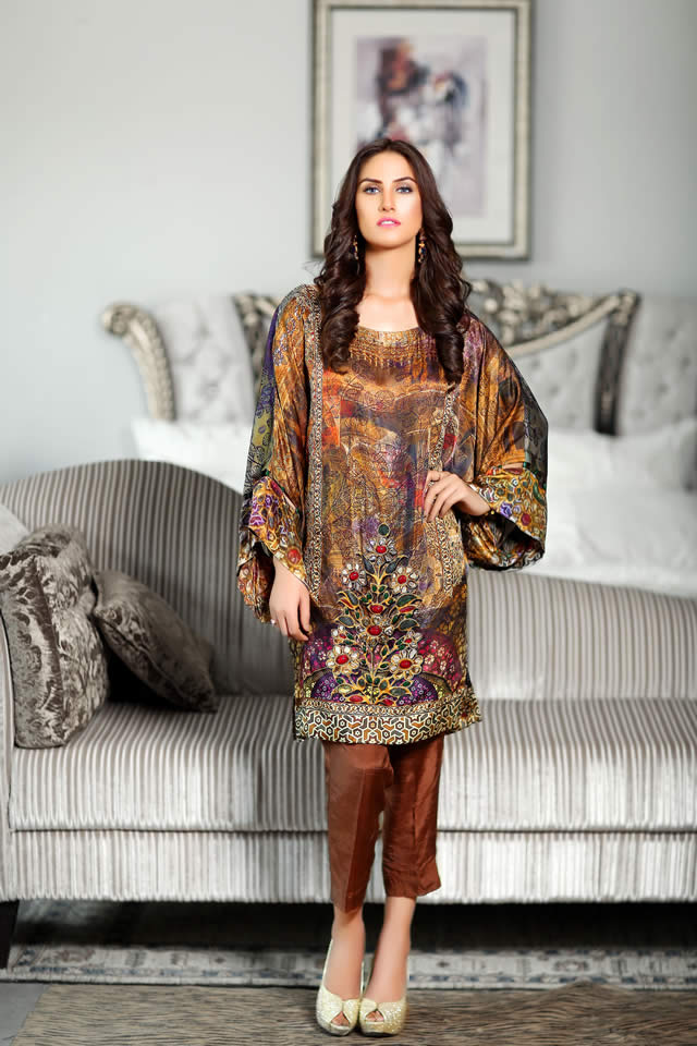 2015 Khas Shamoz Silk Collection