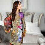 2015 Khas Shamoz Silk Collection Pics