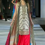 Pakistan Fashion Extravaganza London 2015 Kuki Concept Dresses Collection Photo Gallery
