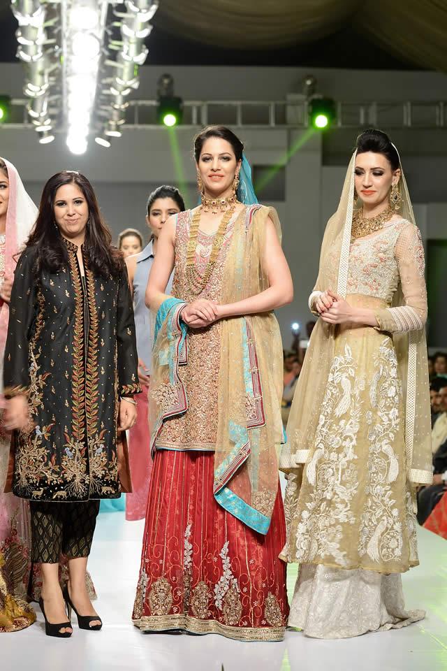 2016 Nayna Fashion Show Dresses collection Pics