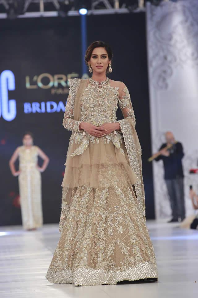 Saira Shakira bridal Dresses collection PLBW 2016