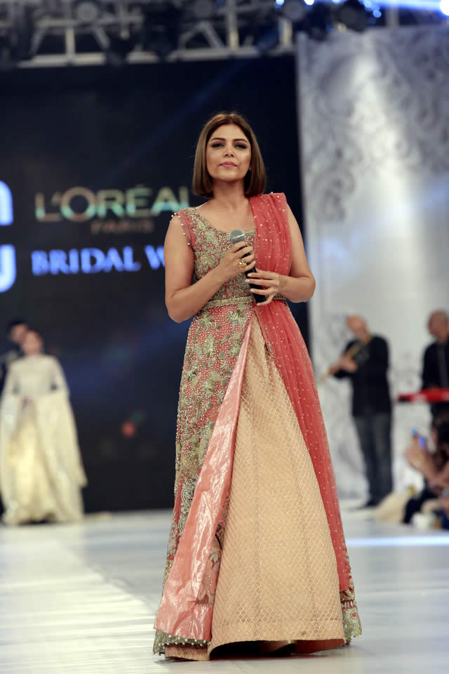 2016 PLBW Saira Shakira Bridal Collection Pictures