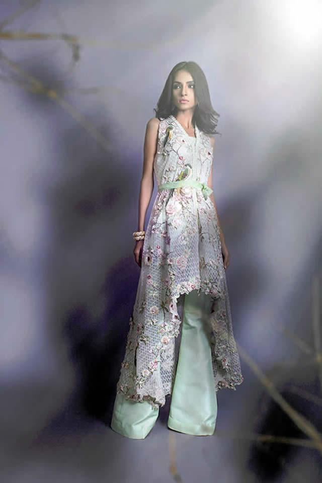 Sana Safinaz Formal Wear Dresses collection 2016 Pictures