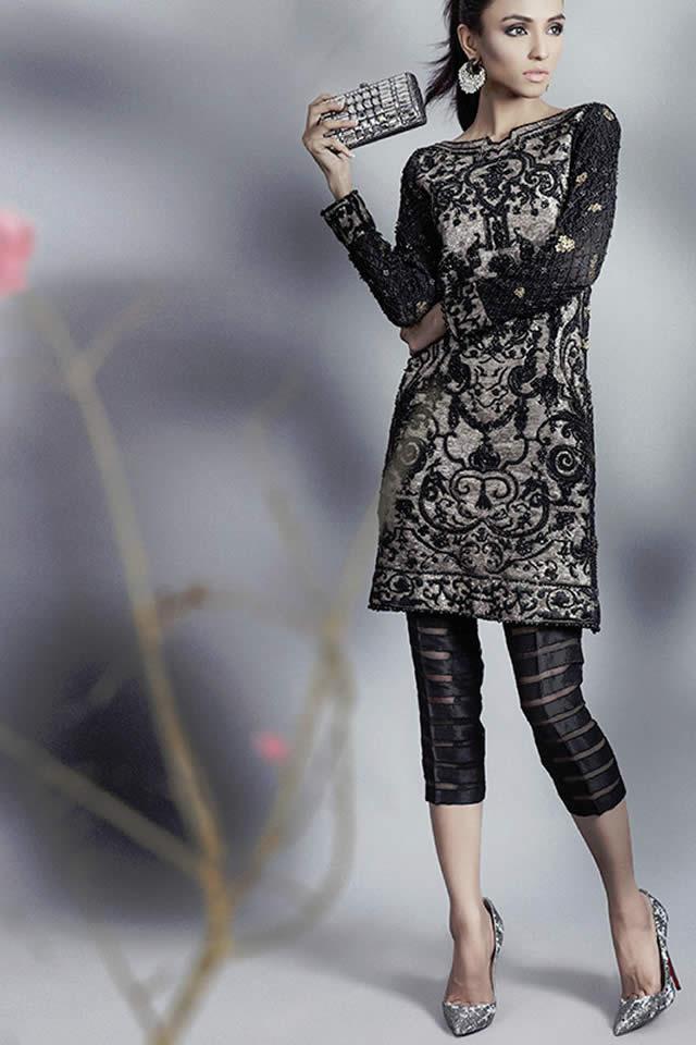 Sana Safinaz Formal Wear collection 2016 Pictures