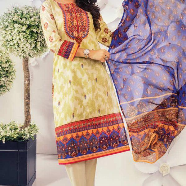 LALA Textiles reveals Latest Sana & Samia Crinkle Collection 2016