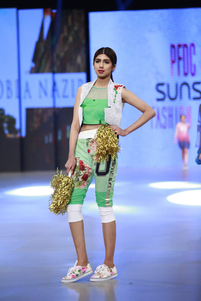 2016 PSFW Sobia Nazir Latest Dresses Picture Gallery