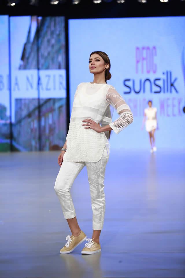Sobia Nazir Dresses PFDC Sunsilk Fashion Week 2016 Images