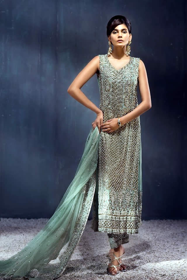 Teena by Hina Butt Bridal Dresses collection 2015 Gallery