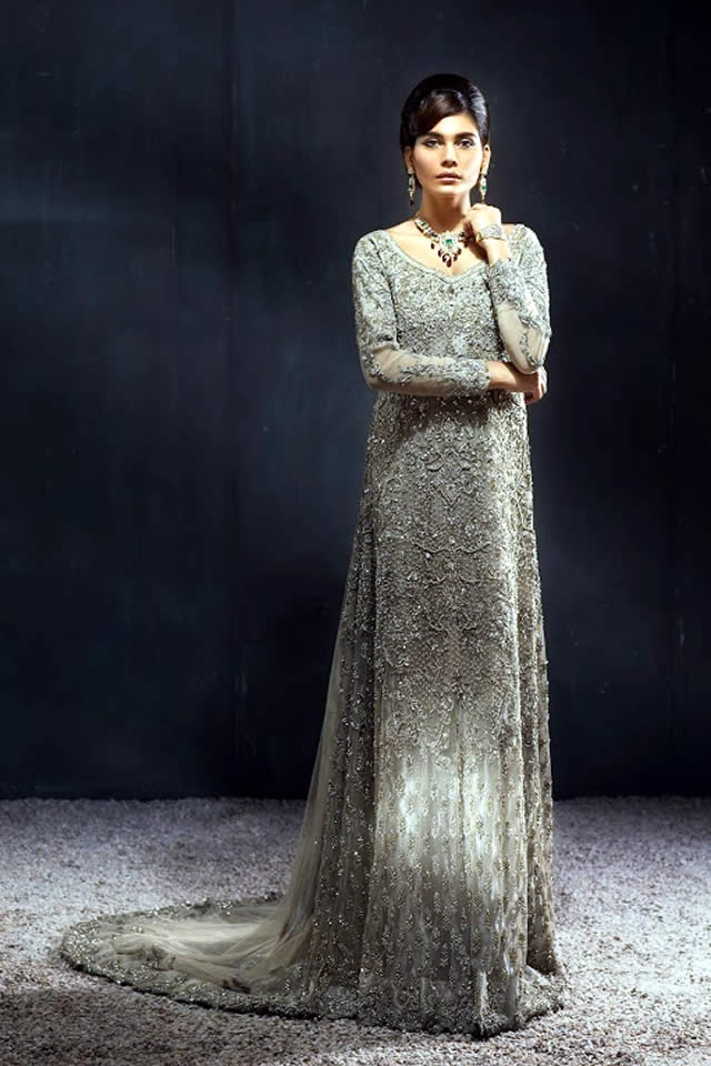 2015 Teena by Hina Butt Bridal outfits collection